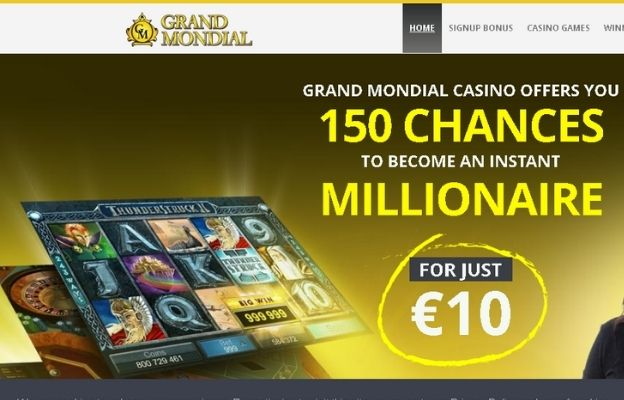 real money online casinos grand mondial