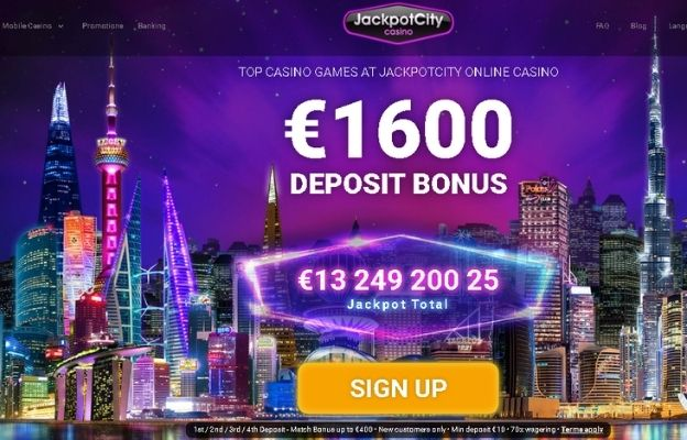 highest paying online casinos jackpot city